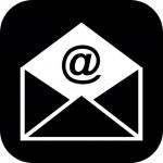 mail-enveloppe-ouverte-dans-un-carre-arrondi_318-44474