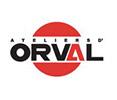 ATELIER D'ORVAL partenaire secteur ferroviaire