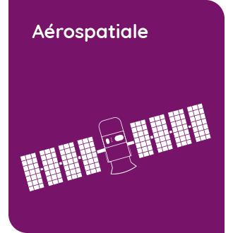 L'aérospatiale utilise la fabrication additive métallique